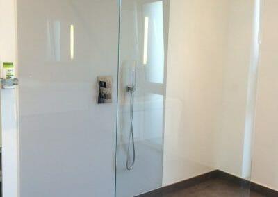 Glasbau Gerber Duschtrennwand