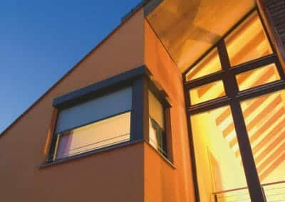 Glasbau Gerber-rollladen-referenzobjekte